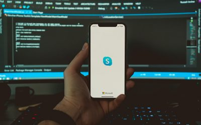 How to mirror Skype to Chromecast TV for free using iPhone?